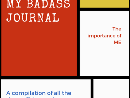 My Badass Journal