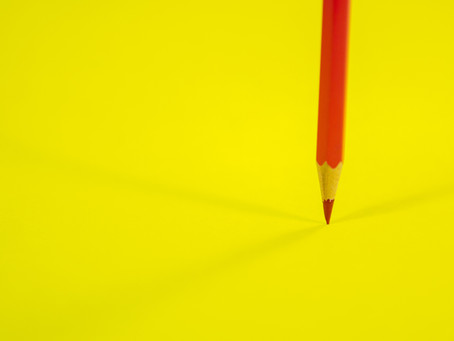 Get Out Your Red Pencil