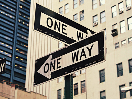 Not Just One Way