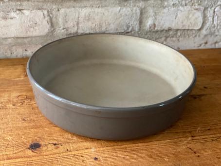 """Stoneware rund - """"Leila"""""""