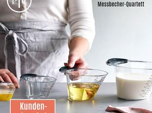 Messbecher-Quartett
