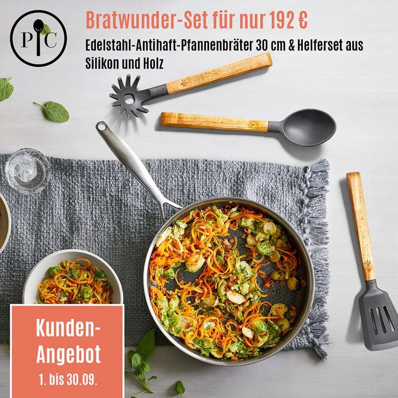 Bratwunder-Set von Pampered Chef