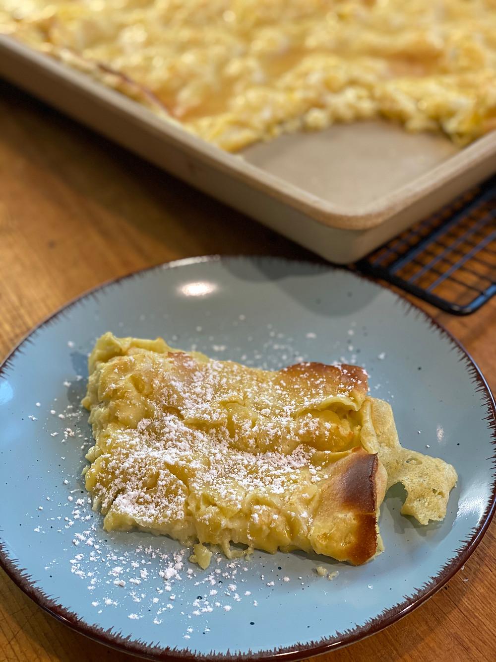 Ofenpfannkuchen mit Pampered Chef