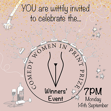 You are all wittily invited to celebrate...