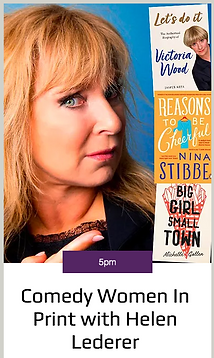 Chortle Helen poster.png