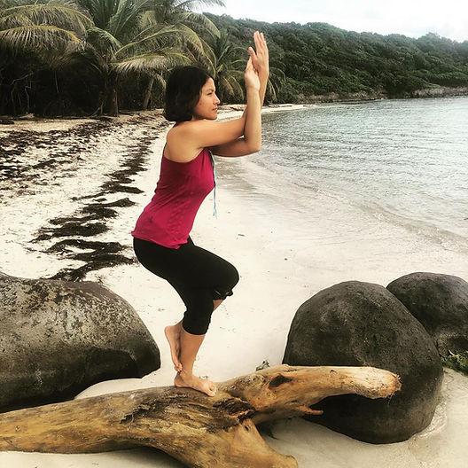 SSV Yoga Graduate Nadia