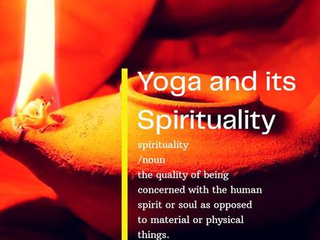 Yoga And its Spirituality