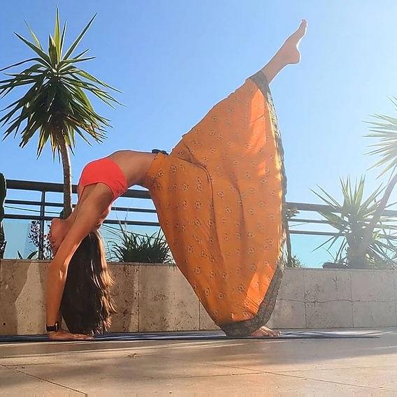 SSV Yoga Graduate Thays