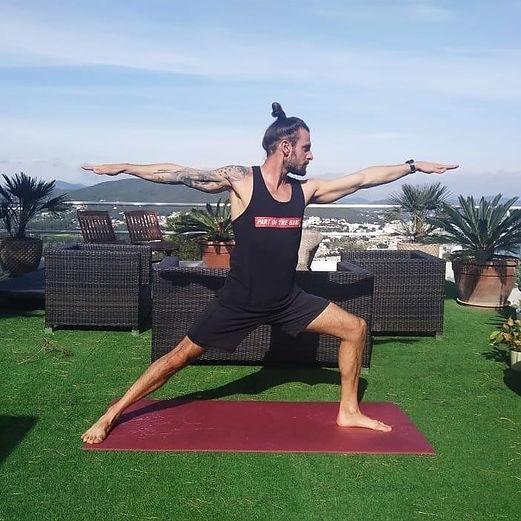 SSV Yoga Graduate Robby