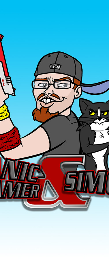 Panic Gamer & Simon