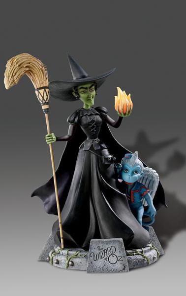 Oz Animation Style Wicked Witch