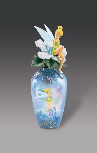 Tinker Bell Perfume Jar