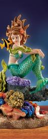 Mermaid Tabletop Sculpture