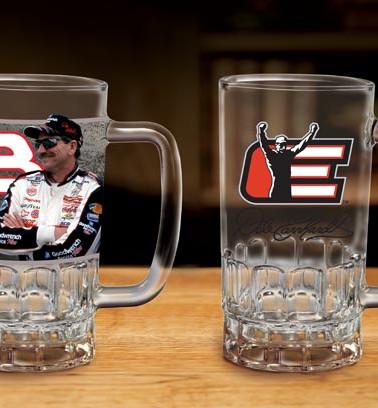 Dale Earnhardt Beer Mugs