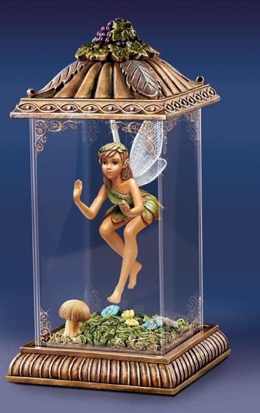 Captured Fairy Light Up Jar