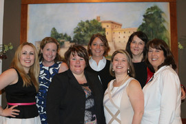 2015 Spring Fling Pic 10 - Exec Committe