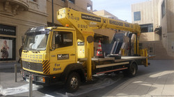Truck Mounted Lift Lebanon 4