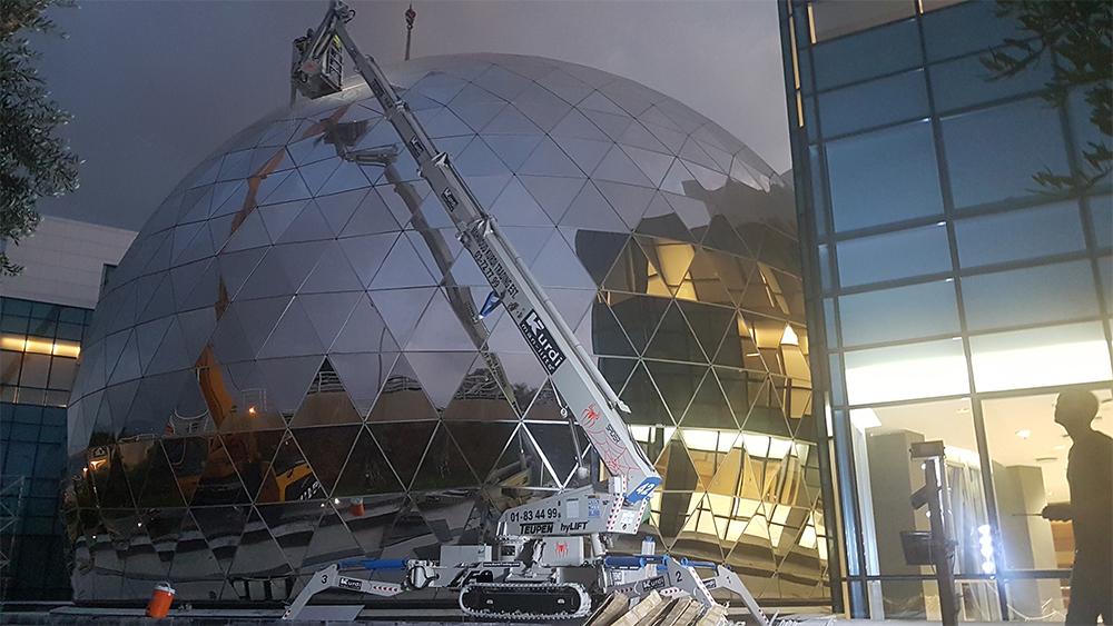 Kurdi Spider Lift Lebanon 9