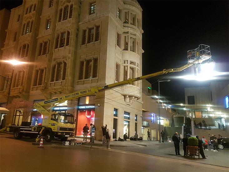 Truck Mounted Lift Lebanon 2
