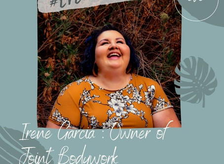 #EVEWCW Collab Feature: Irene Garcia, Owner of Joint Bodywork