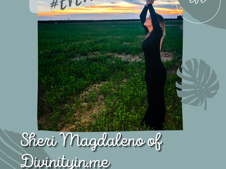 #EVEWCW Collab Feature: Sheri Magdaleno