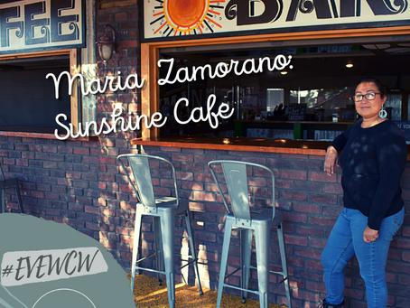 #EVEWCW Collab Feature: Maria Zamorano