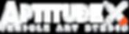 AptitudeX Logo New HD blanc.png