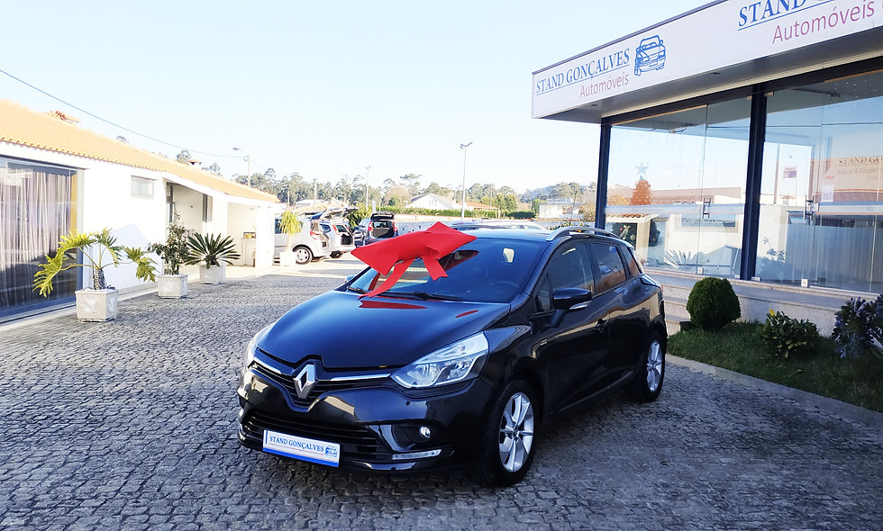 Renault Clio Break Tce Limited!