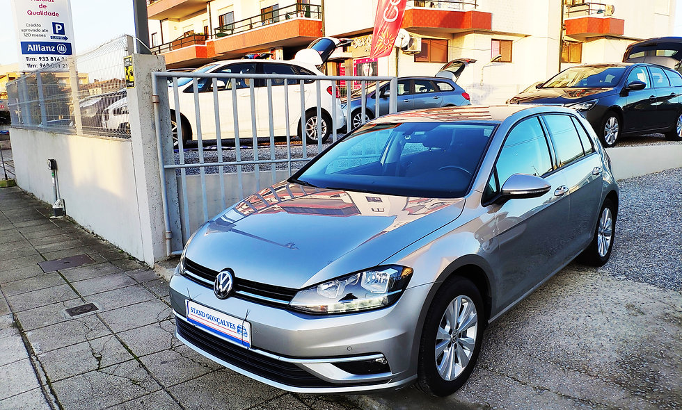 Vw Golf VII TSI Confortline!
