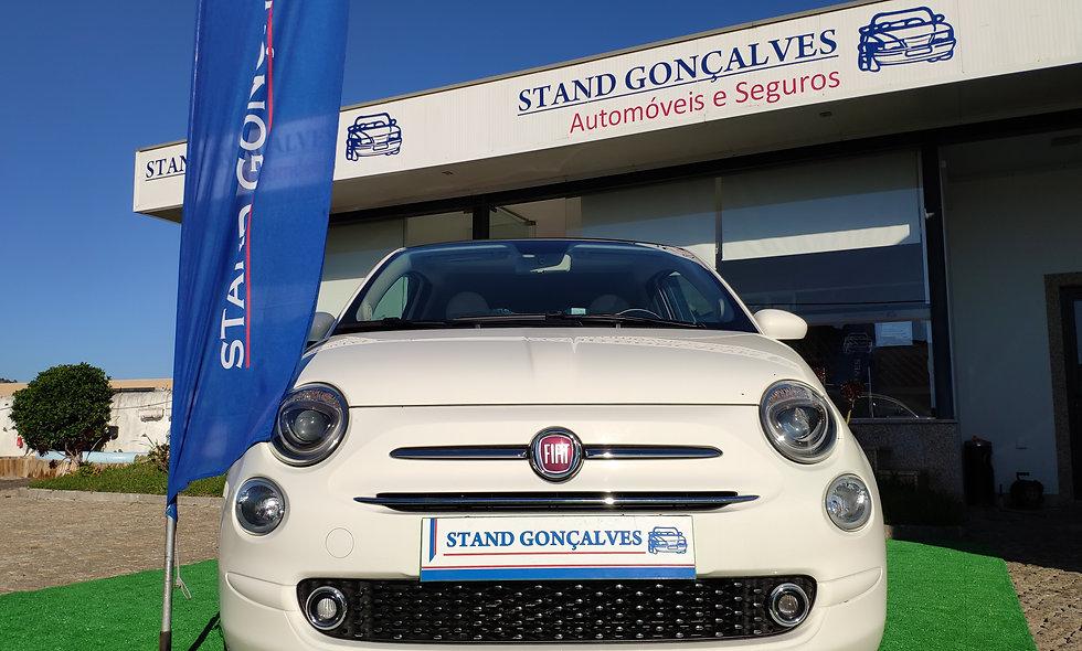 Fiat 500 1.2 Lounge!