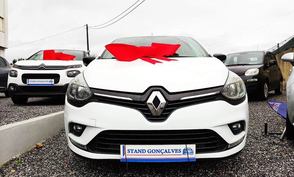 Renault Clio Tce Limited!