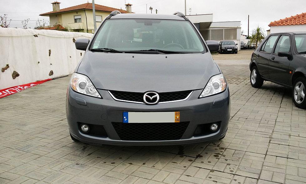 Mazda 5 MZR-CD 2.0 (143cv) Sport!