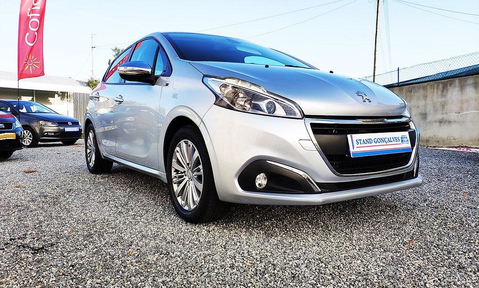 Peugeot 208 Style!