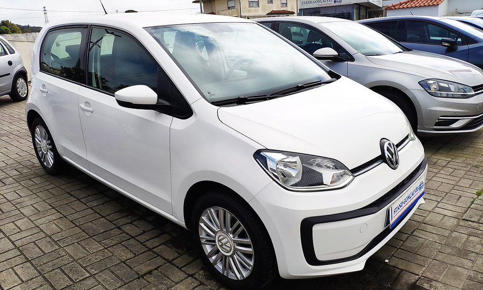 Vw Up 1.0 BlueMotion Tech!