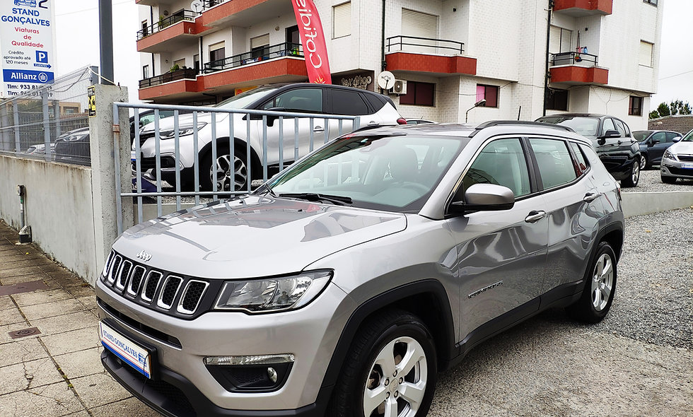 JEEP Compass Limited! ** GPS Touch + Câmara **