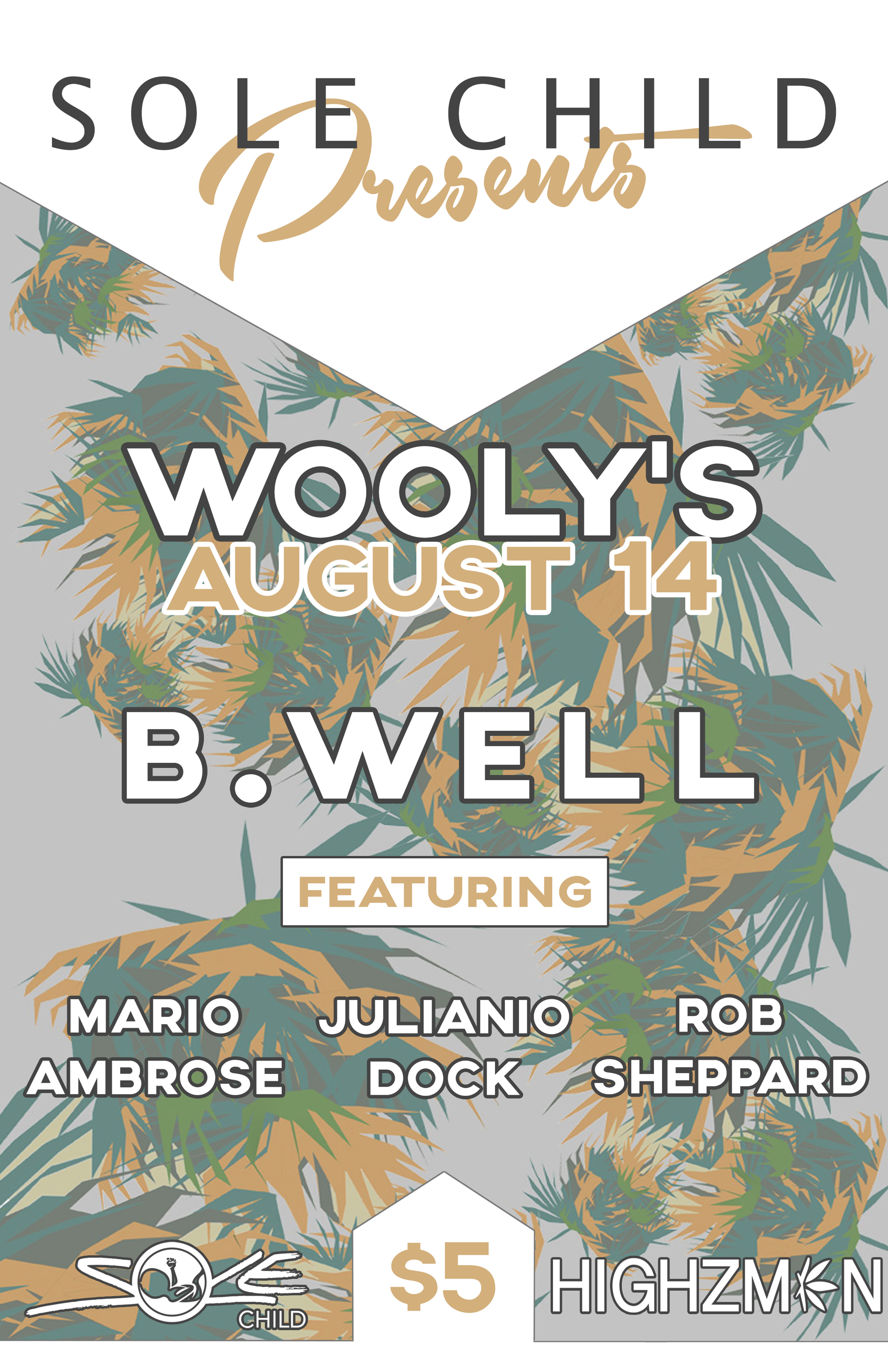 Wooly's - 8.14.15