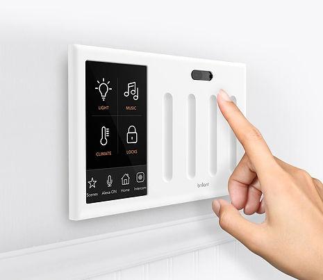 Brilliant Home Control (4-switch control
