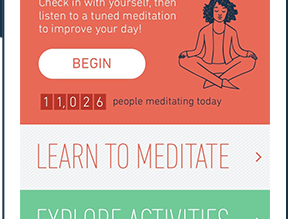 Favorite Free Breathing/Meditation/Relaxation  Apps