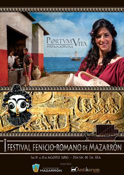 I Festival Fenicio-Romano Mazarrón
