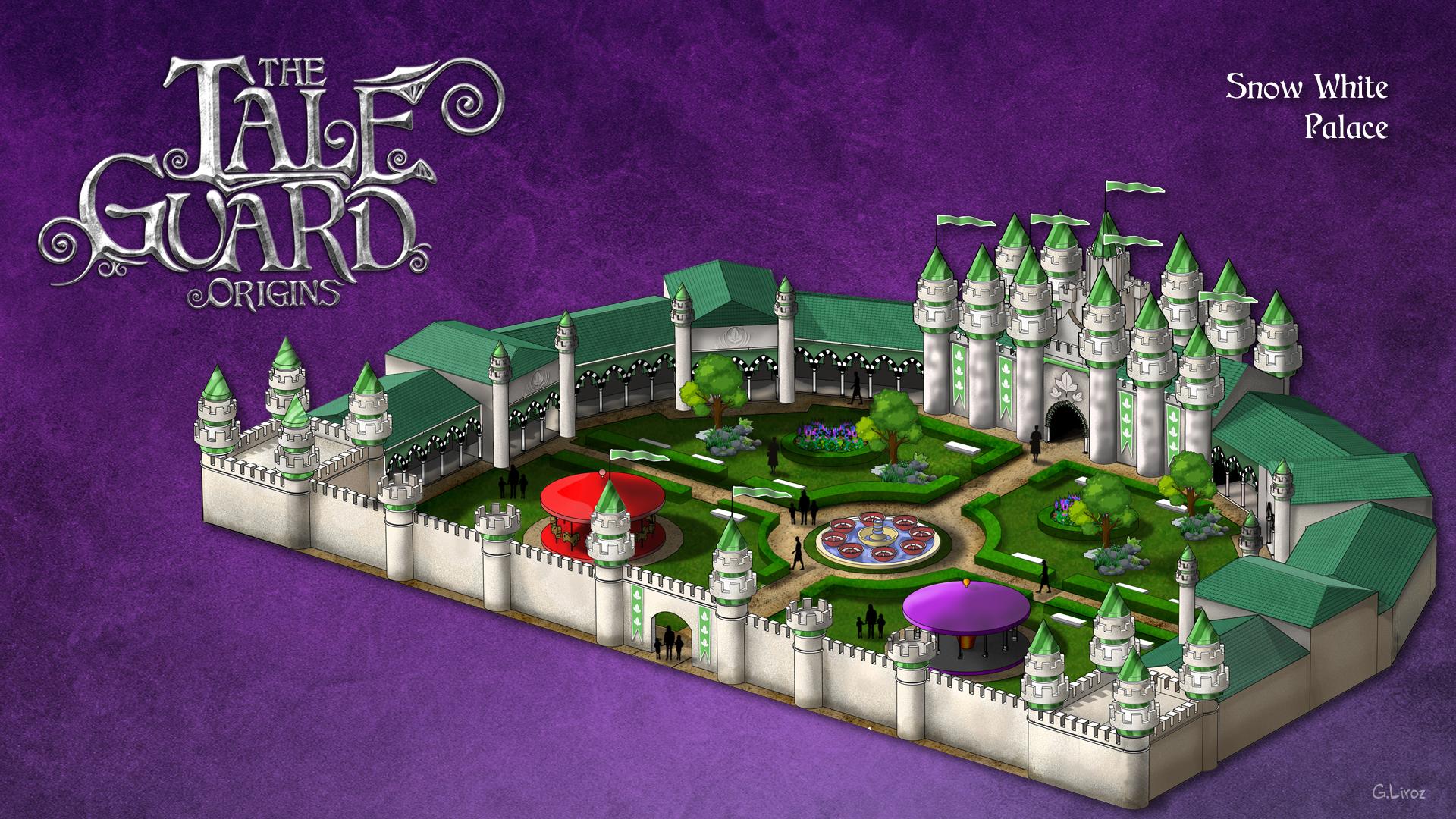 Palacio de Blancanieves