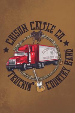 Logo Chisum Cattle Co