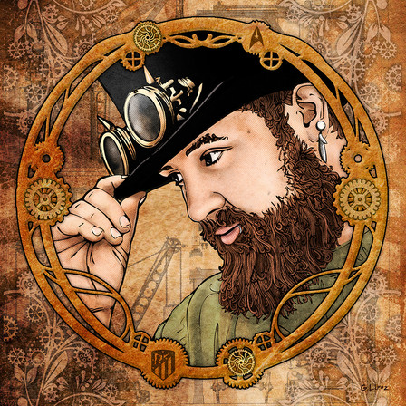 "Gonzalo ""Steam Punk"""