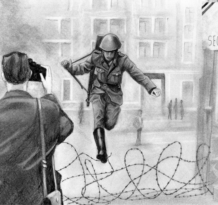 Saltando el Muro