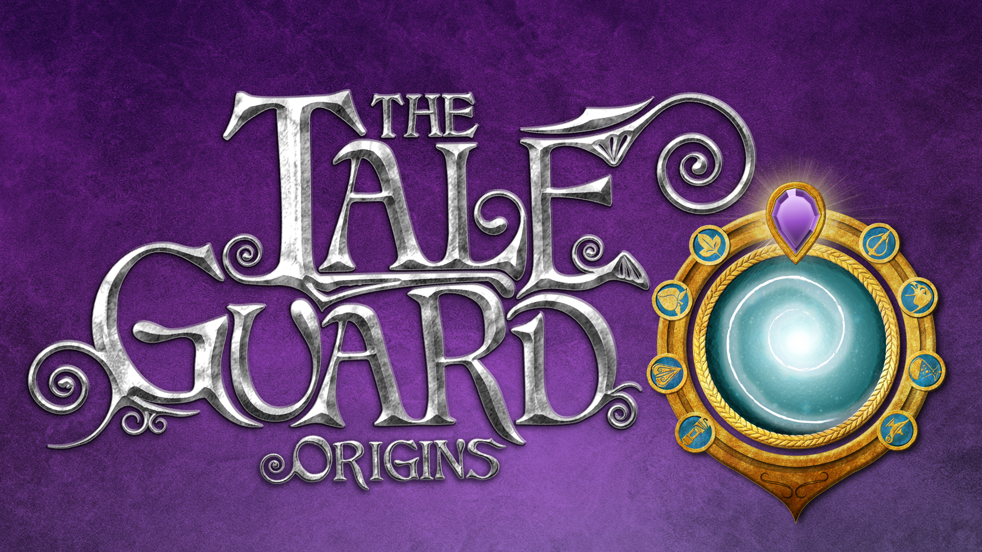 "Banner ""The Tale Guard"""
