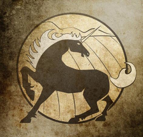 Símbolo Unicornio