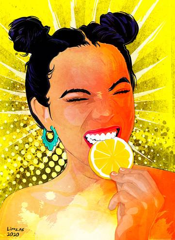Chica limonera