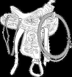 Silla Vector Blanca