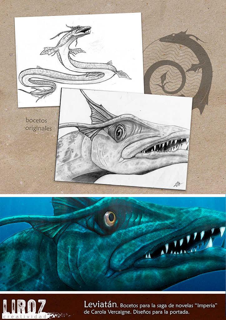 Proceso de diseño del Leviatán