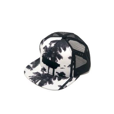 Palms Black & White
