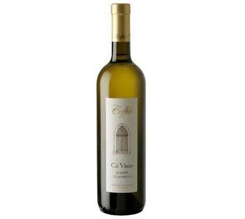 CA VISCO SOAVE -  2018 0.75L - 1 bottle - Az. agricola Coffele